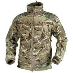 Liberty Fleece in MTP camo! This warm & comfortable heavy fleece jacket from Helikon-Tex is a new addition to our range fleeces. Only £54.99.