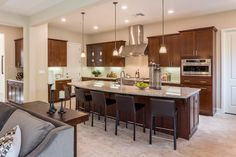 What is your FAVORITE feature in this kitchen?  A. Cabinets B. Countertops C. Floor D. Everything!
