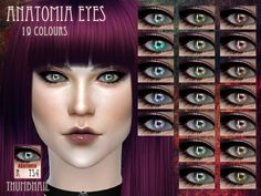 Another set of eyemasks for the Sims4! Any ideas and criticism are requested :)  Found in TSR Category 'Sims 4 Female Costume Makeup'
