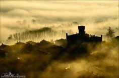 foggy landscape, Luca Biolcati Rinaldi