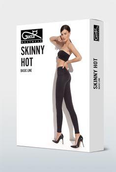 Spodnie Skinny Hot - Gatta