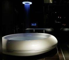 spiritual mode bathtub