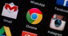 Update no Google Chrome traz recarga de páginas mais veloz nos celulares - http://anoticiadodia.com/update-no-google-chrome-traz-recarga-de-paginas-mais-veloz-nos-celulares/