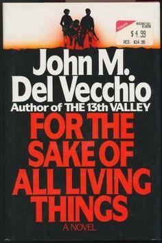 For the Sake of All Living Things by John Del Vecchio https://www.amazon.com/dp/0553057421/ref=cm_sw_r_pi_dp_x_eIHiyb8N12GW5