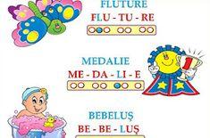 Creionasul cel istet si prietenii: Alfabetul Istetilor COD 05 Activities For Kids, Alphabet, Character, Roman, 1st Grades, Word Reading, Kid Activities, Alpha Bet, Petite Section