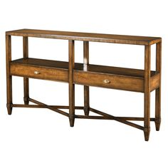 woodbridge console table - Google Search