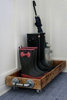 DIY Boot Tray - Magnolia Market