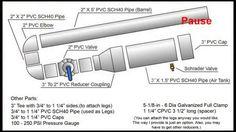 PVC Bait Launcher Schematic