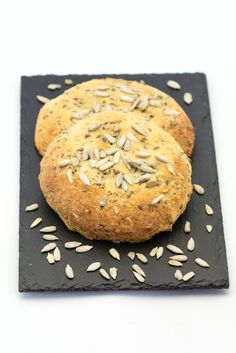 Seed Bread, lchf