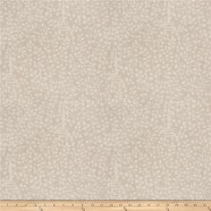 Charlotte Moss Ferrara Linen Blend Toast from @fabricdotcom  This heavyweight 55% Linen, 45% Rayon content fabric is perfect for window treatments (draperies, valances, curtains and swags), toss pillows, duvet covers and upholstery.