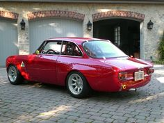 SOLD >1972 Alfa Romeo GTAm Street Legal Race Car Tribute, One of a Kind<SOLD