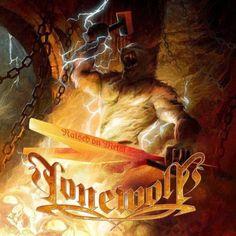 Lonewolf - Raised on Metal 2017 Full album
