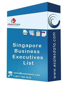 eSalesData can help you target the heady combination of industries that Singapore plays host to many industries.