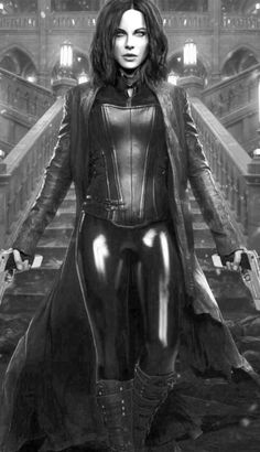Kate Beckinsale (Selene - Underworld)