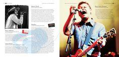 Rock, A Life Story. Inside pages (Manic Street Preachers and Lenny Kravitz) Flame Tree, Lenny Kravitz, Rock Music, Metallica, Songs, Street, Life, Rock, Walkway