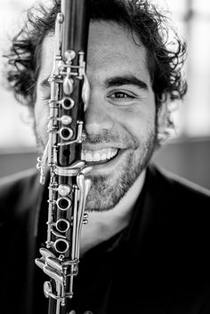 Music Photography by Andrej Grilc Senior Boy Poses, Senior Portrait Poses, Senior Photos Girls, Senior Pictures, Musician Photography, Photography Poses Women, Photography Photos, Photography Music, Clarinet Pictures