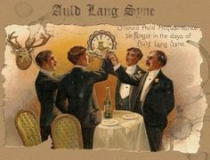 AULD LANG SYNE. This is a Latin translation of this familiar song... Num amicorum veterum / decet oblivisci? :-)