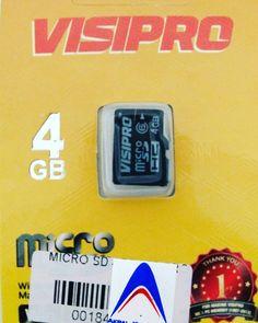 Maksimalkan kinerja Smartphone Anda  dengan Memori External Branded bergaransi - akralkomputer.com  #visipro #microsd #akralkomputer