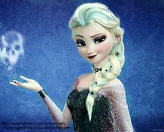 Dark/Goth Elsa by NagmerrieCircus