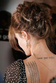 Back Tattoo Ideas by Celebrities (10)