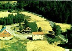Telemark fylke Notodden kommune Heddal Ørvella Camping 1960-tallet Norway, Golf Courses, Country Roads, Camping, Campsite, Campers, Rv Camping