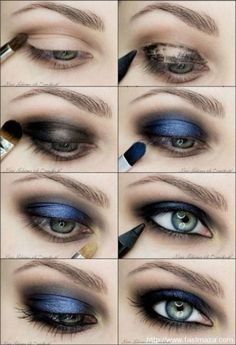 Create 16 Different Makeup Looks That Will Make Your Blue Eyes Stand Out