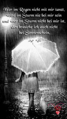 Sprüche Regen
