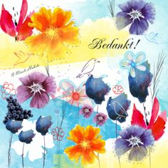 Bedankkaart, gemaakt door Nicole Habets