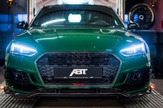 http://ift.tt/2Bsjd81 Cookin with Carbon: ABT Sportsline Unleashes 530-HP Audi RS5-R http://ift.tt/2C07s9P  For ABT customizing a auto is as easy as 1 2 3. The German tuner-car consultant merely announced ending of its newest assignment the RS5-R an upgraded form of the already hot Audi RS5. It comes with a big ability lump exclusion modifications extra splashes of carbon fiber and beefy exhaust shops amongst other enhancements.  The most significant improvements are under the punk. ABT…