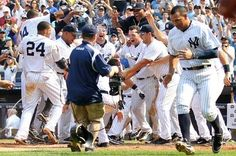 Alex Rodriguez and his bizarre infatuation with walk-off homer helmets: A GIF-filled history