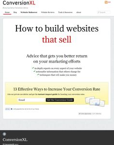 Home Pages that Hit the Mark (and how yours can too)