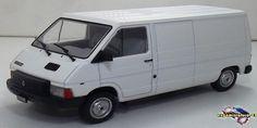 Renault Trafic 1985 1/43 Luxury Sports Cars, Industrial, Van, Trucks, Miniatures, Trendy Tree, Industrial Music, Vans, Vans Outfit
