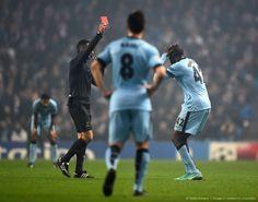Yaya Toure #UEFA Champions League #Man City