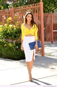 Hapa Time perfect yellow blouse