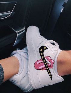 15 Best Painted Shoes images in 2020   Painted shoes, Shoes