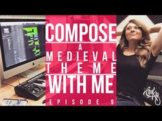 COMPOSE WITH ME - Medieval Theme - Episode 9 of a series by composer Carol Kaye in which you can watch over her shoulder as she composes themes for film or games in different styles Video Game Music, Music Score, Quantum Leap, Game Themes, Technology Integration, Music Composers, Piano Lessons, Tv Commercials, Music Education