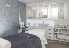 skincare treatment rooms - Google Search
