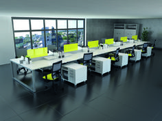 iBench Bench Desks - Product Page: http://www.genesys-uk.com/Bench-Desks--Bench-Desking/IBench-Bench-Desk/IBench-Bench-Desk-IBench-Bench-Desking.Html  Genesys Office Furniture - Home Page: http://www.genesys-uk.com  The iBench Bench Desk range offers a full compliment of desking, pedestal and storage solutions.  Available as a fixed top or sliding top system, iBench Bench Desks can be adapted to cluster footprints or individual workstations, depending on workspace requirements.