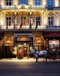 Sacher Hotels Evenings in Vienna Henry Poole, Vienna House, Madrid, Dapper Day, Victorian Architecture, Vienna Austria, Beautiful Hotels, Italian Style, Wine