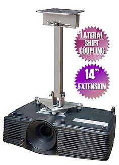 Projector Mounts and Stands: Projector Ceiling Mount For Sony Vpl-Hw45es Vw350es Vw550es Vw600es Vw675es -> BUY IT NOW ONLY: $65.95 on eBay!