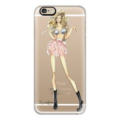 iPhone 6 Plus/6/5/5s/5c Case - Lady Gaga-Mermaid-Fashion... ($40) ❤ liked on Polyvore featuring accessories, tech accessories, iphone case, iphone cover case, apple iphone cases and slim iphone case