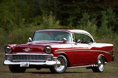 1956 Chevy...Brought to you by House of Insurance in #EugeneOregon call for a  free price  comparison 541-345-4191.
