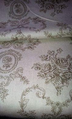 Francia romantika - barokk rózsa