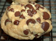 Ultra Soft Chocolate Chip Cookies