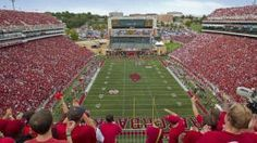 Fayetteville ~ Top 10 College Towns to Visit 2014