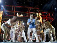 Ricky Martin MAS TOUR Uruguay!
