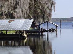Lake Rousseau RV Park & Fishing Resort at Crystal River, Florida, United States - Passport America Discount Camping Club