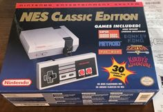 #videogames #Gamers #nintendo classic mini Nintendo Classic Mini System Modded SNES & Genesis Modded Hacked 755 Games NEW 329.95      Item specifics     Condition:        New: A brand-new,...