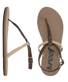 Sun Honey Chic Fashion Flip Flops   Reef Girls Sandals