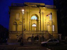 Tesla Museum in Belgrade, Serbia (formerly Yugoslavia)